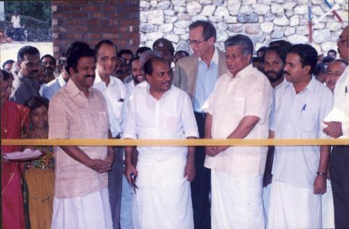 Ho at Gokulam- inauguration